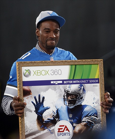 NFL: Madden 13 Cover Unveiling