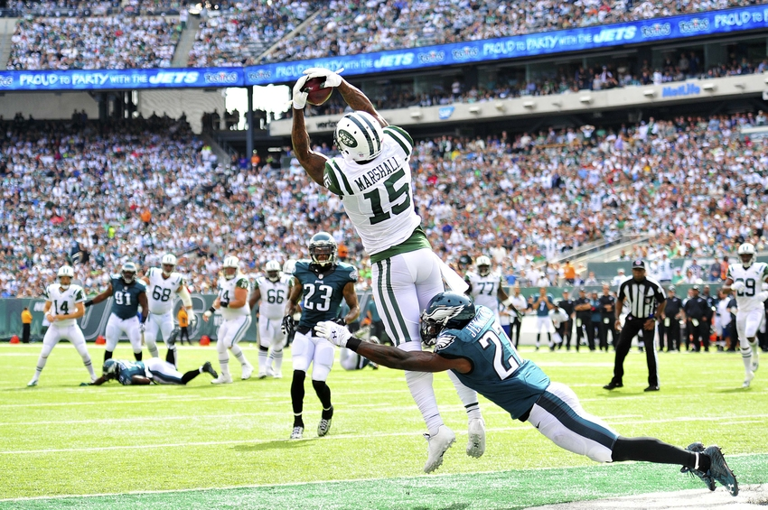 Image result for brandon marshall jets