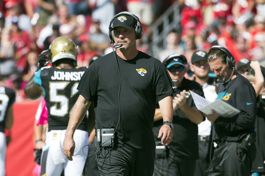 Jacksonville Jaguars: 5 Coaches to Replace Gus Bradley