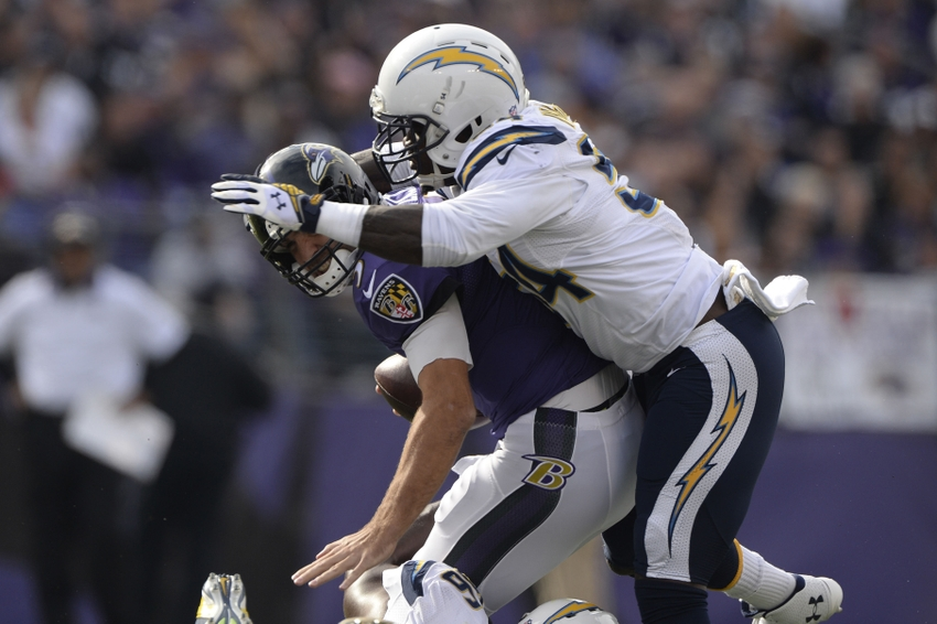 San Diego Chargers 5 Defensive Players Who Give Hope
