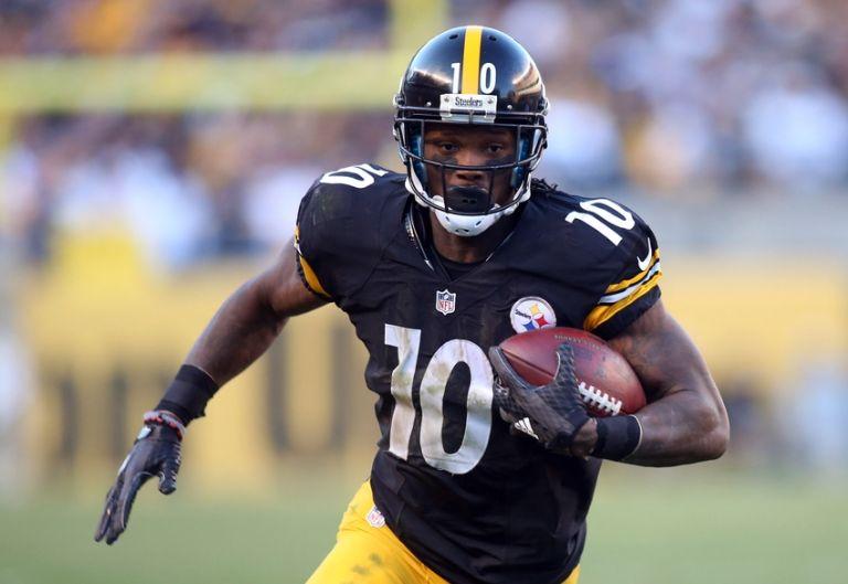 93c08c3ae2e Pittsburgh Steelers  Martavis Bryant Facing Year-Long Suspension custom nfl  88 Darrius Heyward-Bey ...