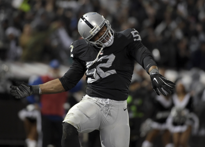5 Players The Oakland Raiders Can T Live Without In 2016