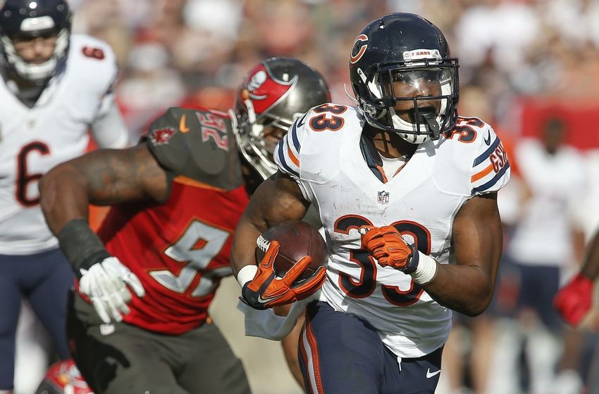 Chicago Bears: Slow your Roll on Jeremy Langford