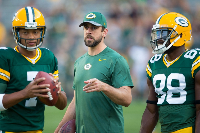 Countdown To Kickoff Profile On Green Bay Packers No 12 Aaron Rodgers