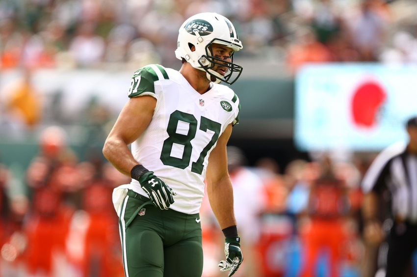 Eric Decker - WR for the New York Jets | FOX Sports
