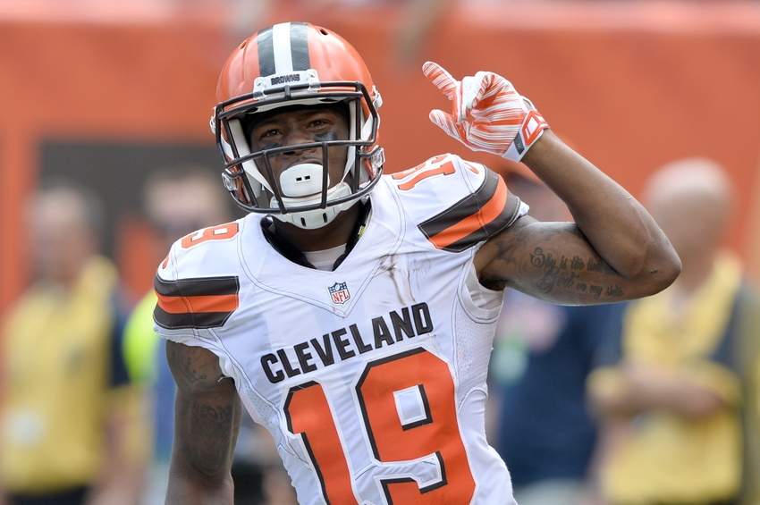 Corey Coleman give Browns a glimpse of the future