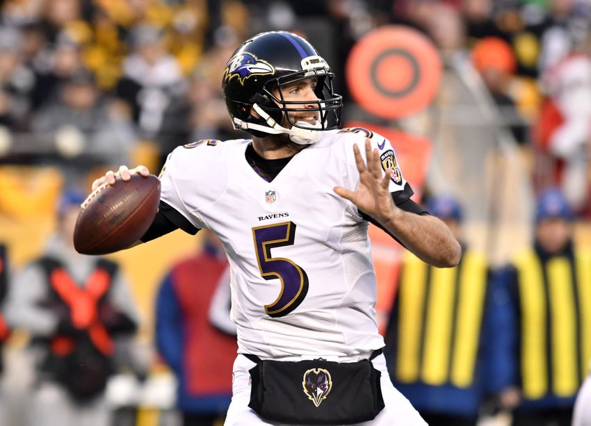 quarterback baltimore ravens