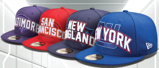 New Era Caps Gives Sneak Peek Of NFL Draft Day Cap Collection 41a39fd8890