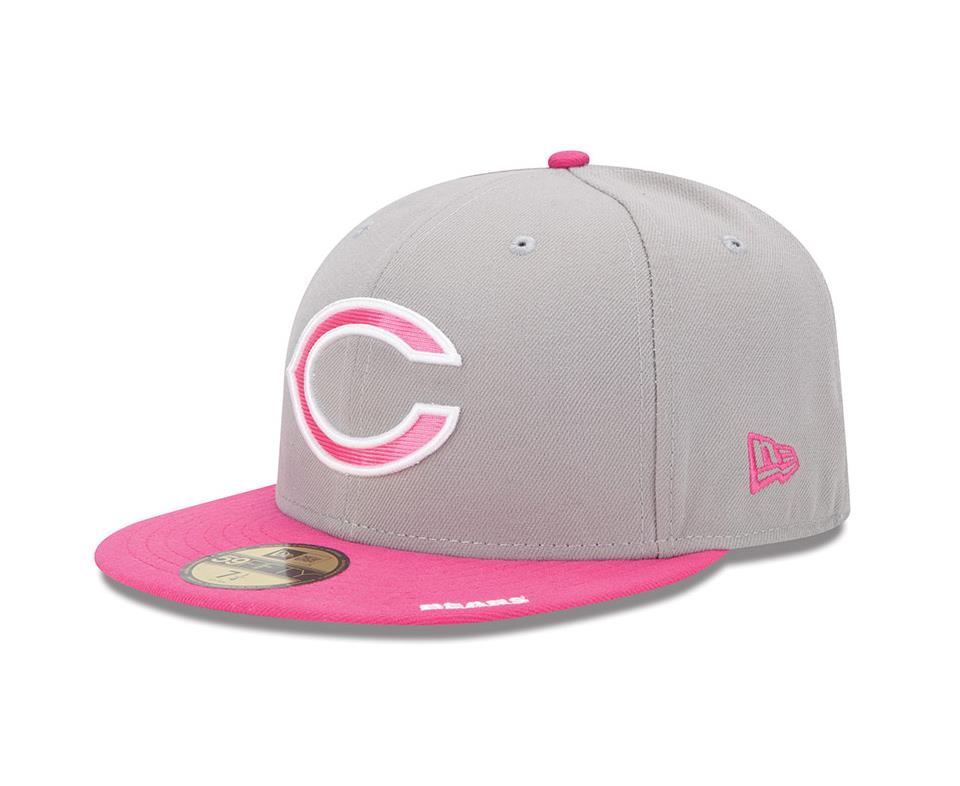 ac327028b New Era Breast Cancer Awareness Hats Unveiled