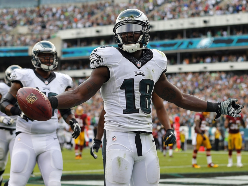 d279c33a58c Sep 21, 2014; Philadelphia, PA, USA; Philadelphia Eagles wide receiver  Jeremy