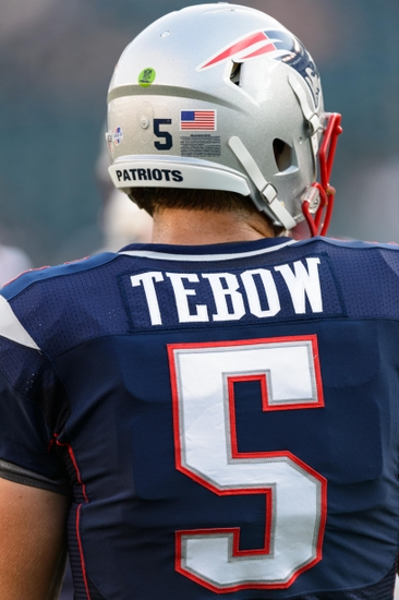 new arrivals 60cf3 5a143 Philadelphia Eagles: Tebow Time!