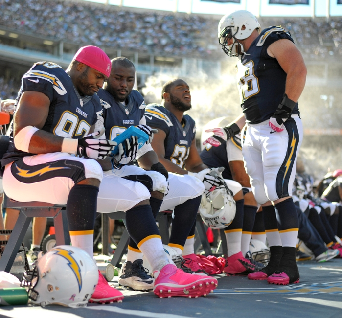 San Diego Chargers Contracts: San Diego Chargers: Weddle Should Get Contract Extension