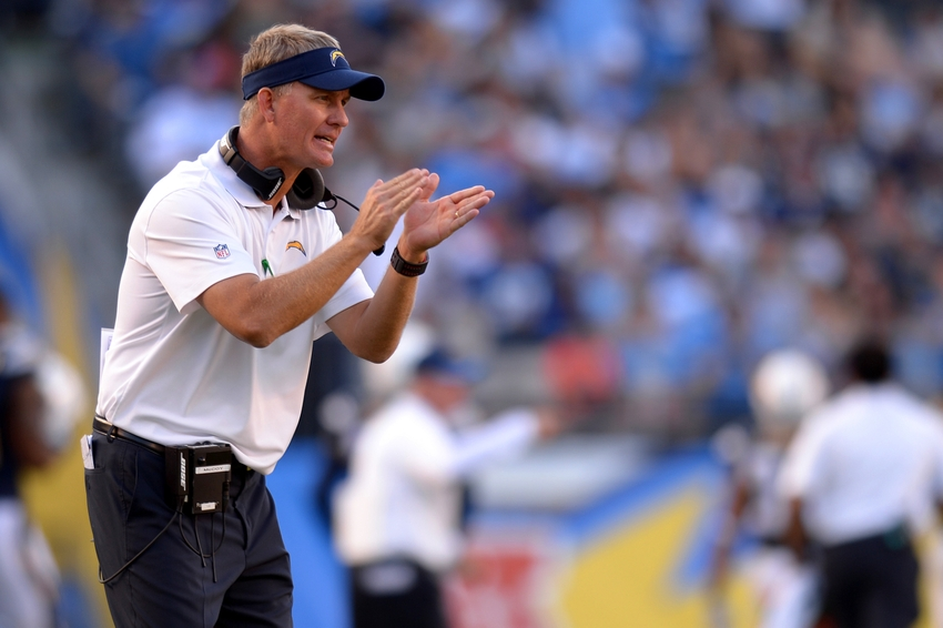San Diego Chargers Is Mike Mccoy On The Hot Seat