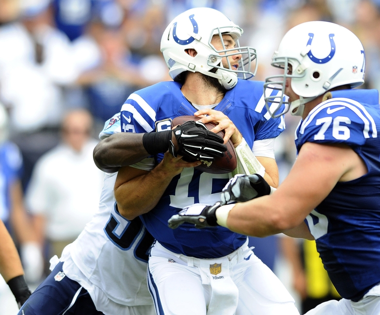 Andrew Luck   Bleacher Report   Latest News, Videos and ...