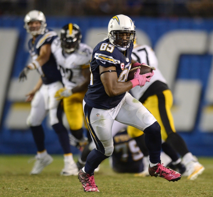 San Diego Chargers Arena: Oakland Raiders: Marcel Reece PED Explanation Strange