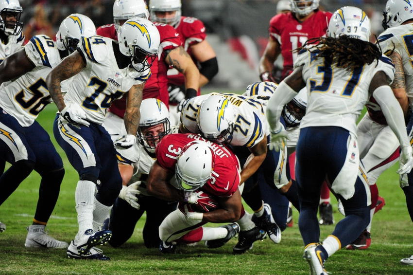 San Diego Chargers 4 Significant Free Agent Pickups