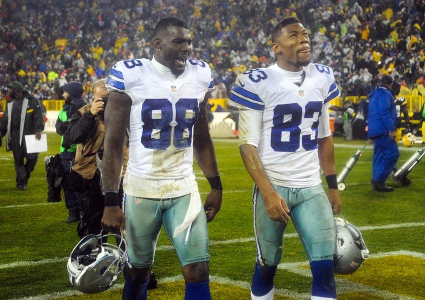 Dallas Cowboys Tony Romo And Dez Bryant A Winning Duo