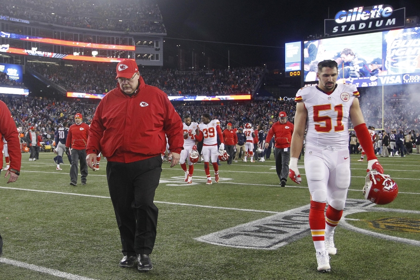 new product 7fabc 82471 NFL: Chiefs Least Likely to Return to Playoffs in 2016