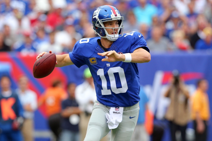 New York Giants  Eli Manning Will Be in the Hall of Fame b6ecaa37a