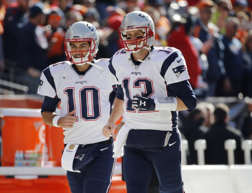 New England Patriots: Could They Miss The Playoffs? Jimmy Garoppolo Patriots Highlights