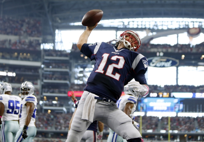 Tom Brady Best Ever