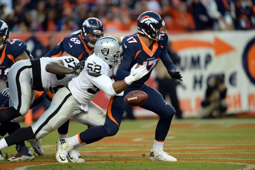 8c3649a27 Dec 13, 2015; Denver, CO, USA; Denver Broncos quarterback Brock Osweiler