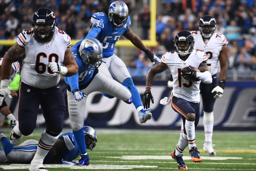 3 Chicago Bears Vets Who Won't Make the 53-Man Roster
