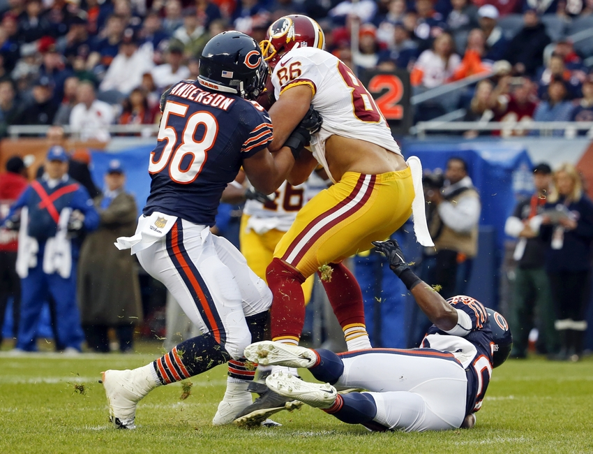 competitive price 841eb 010d3 Chicago Bears: Five UFDAs Most Likely to Make Roster