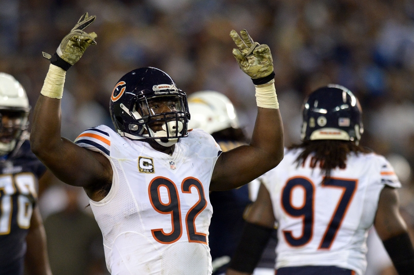 Chicago Bears 5 Biggest Impact New Players For 2016