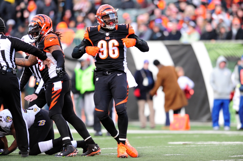 db6d0fca Cincinnati Bengals: The Bests…and the Worst in 2016