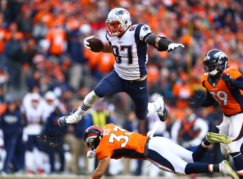 New England Rob Gronkowski >> New England Patriots: 5 Most Important Players