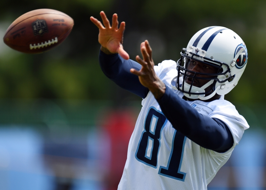 We See Which Five Players For The Tennessee Titans Are In Line To Have A Breakout Season 2016