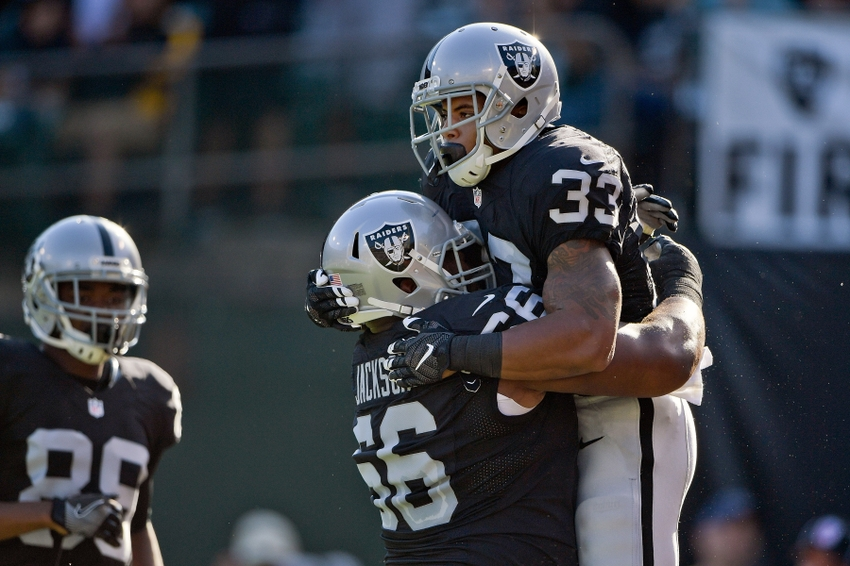 How Does The Oakland Raiders Final 53 Man Depth Chart Shape Up After Third Preseason Many Running Backs Will They Carry