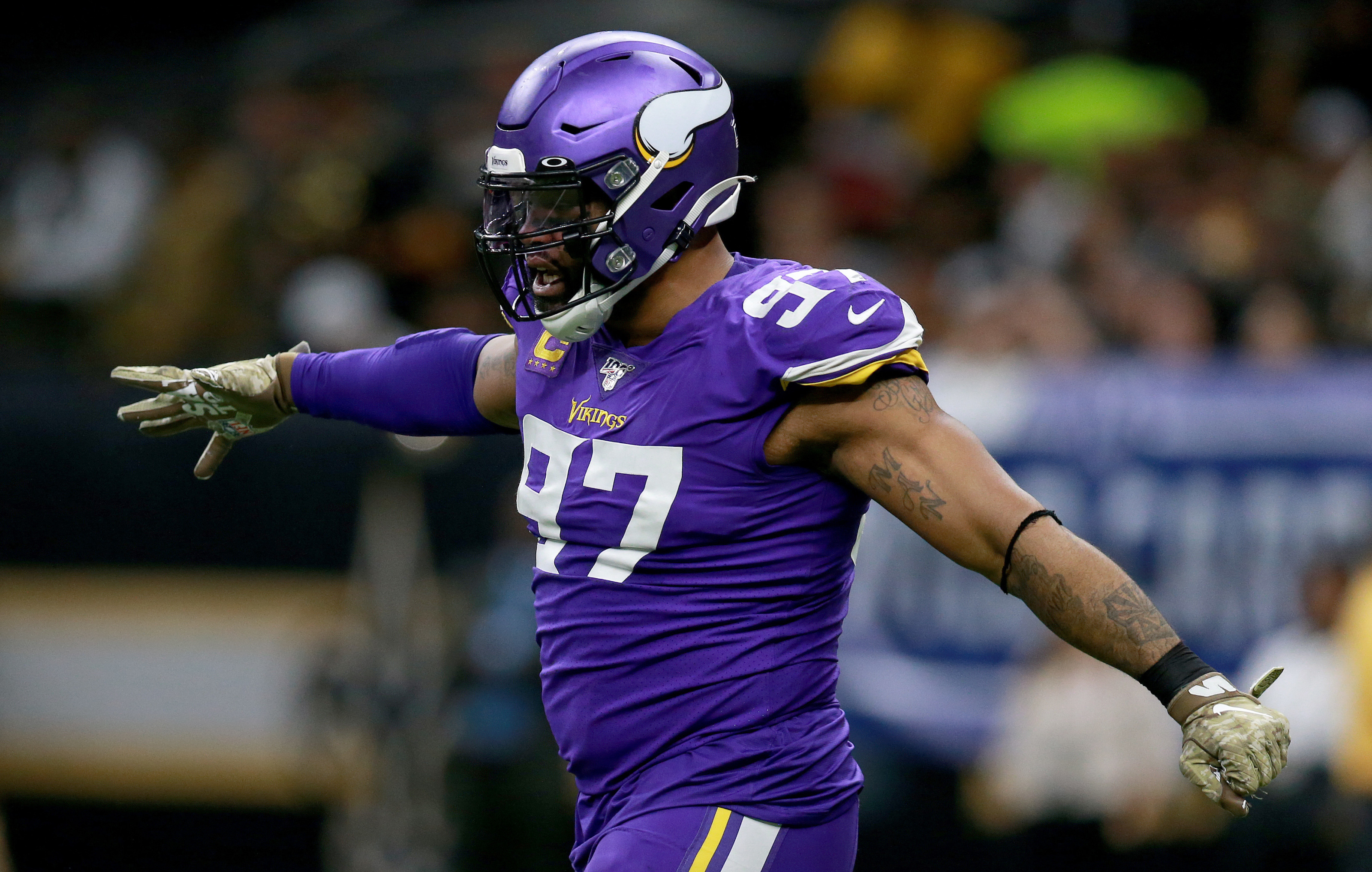 NFL Free Agency 2020: 5 Teams Everson Griffen could sign with