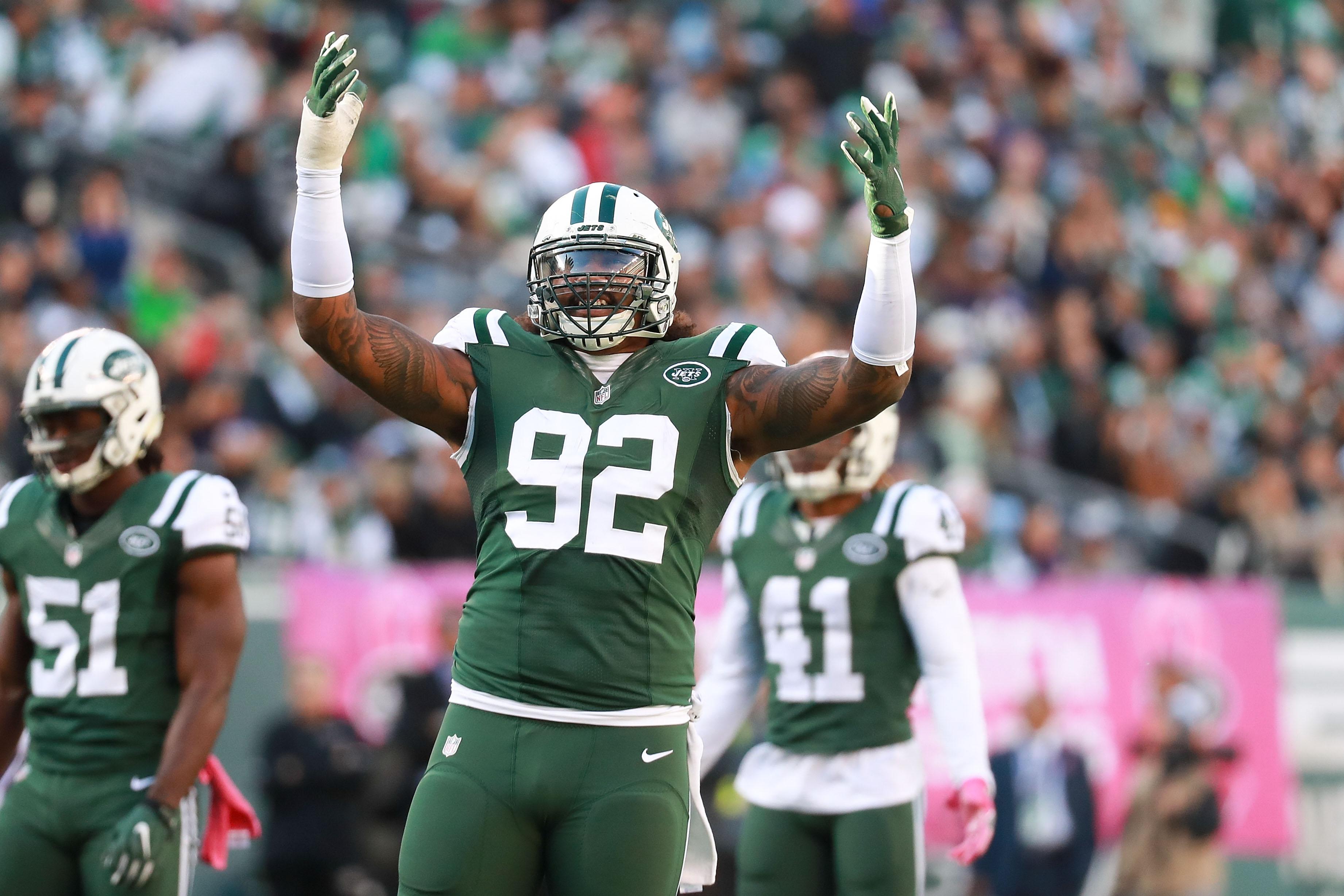 Myles Garrett to make regular season debut when Browns take on Jets