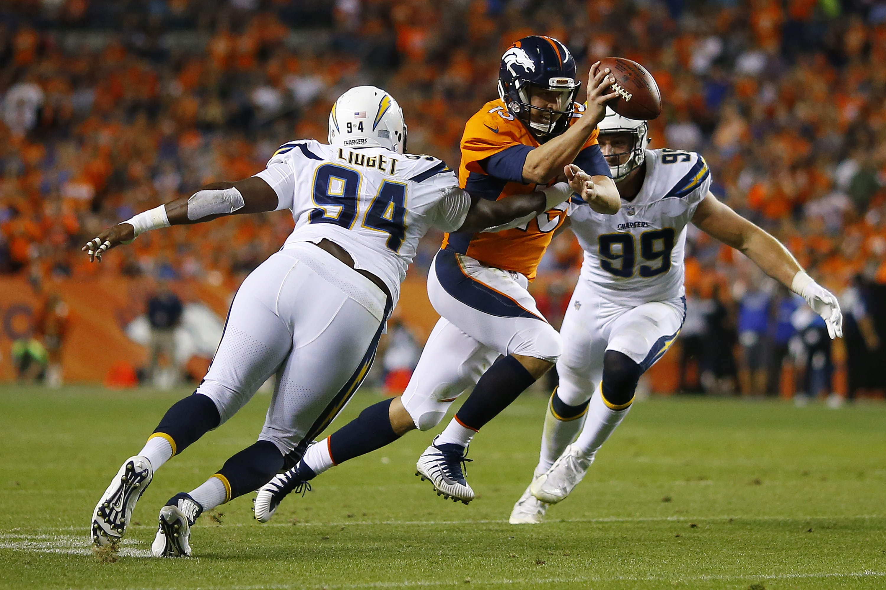 Los Angeles Chargers 3 Takeaways from Week 1 vs Broncos Page 2
