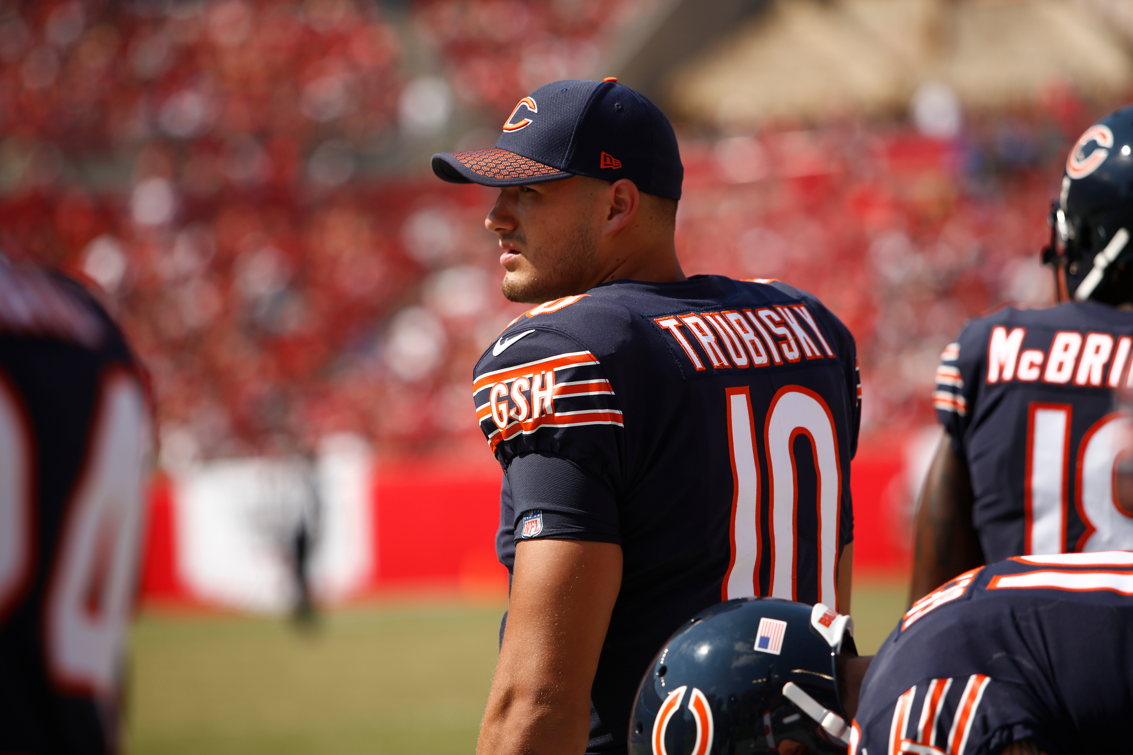 Bears vs. Buccaneers: Highlights, game tracker and more