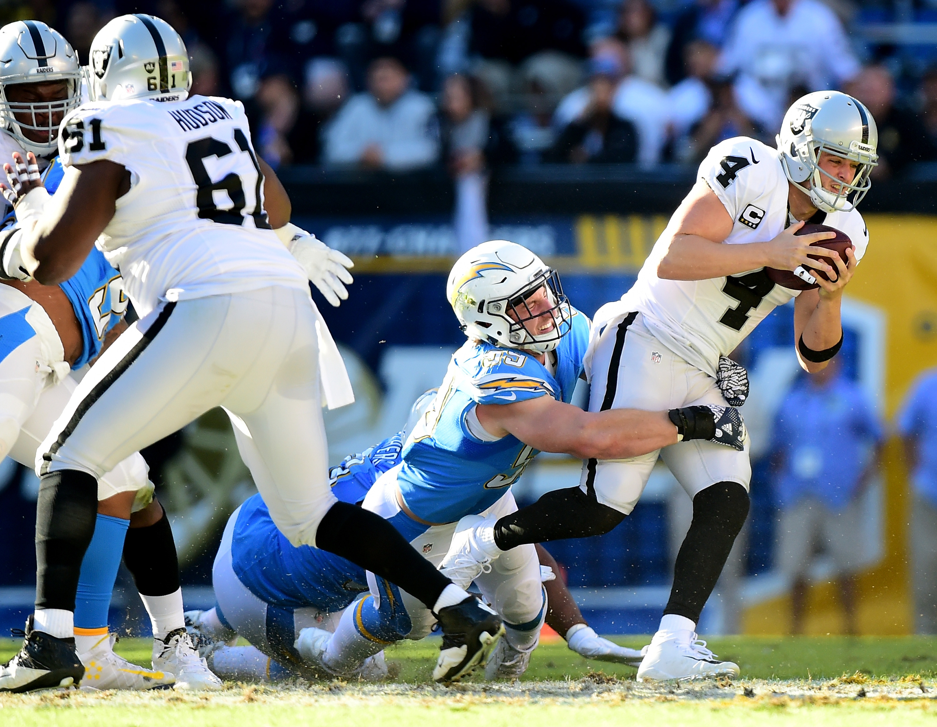 Los Angeles Chargers 3 Bold Predictions Vs Raiders In