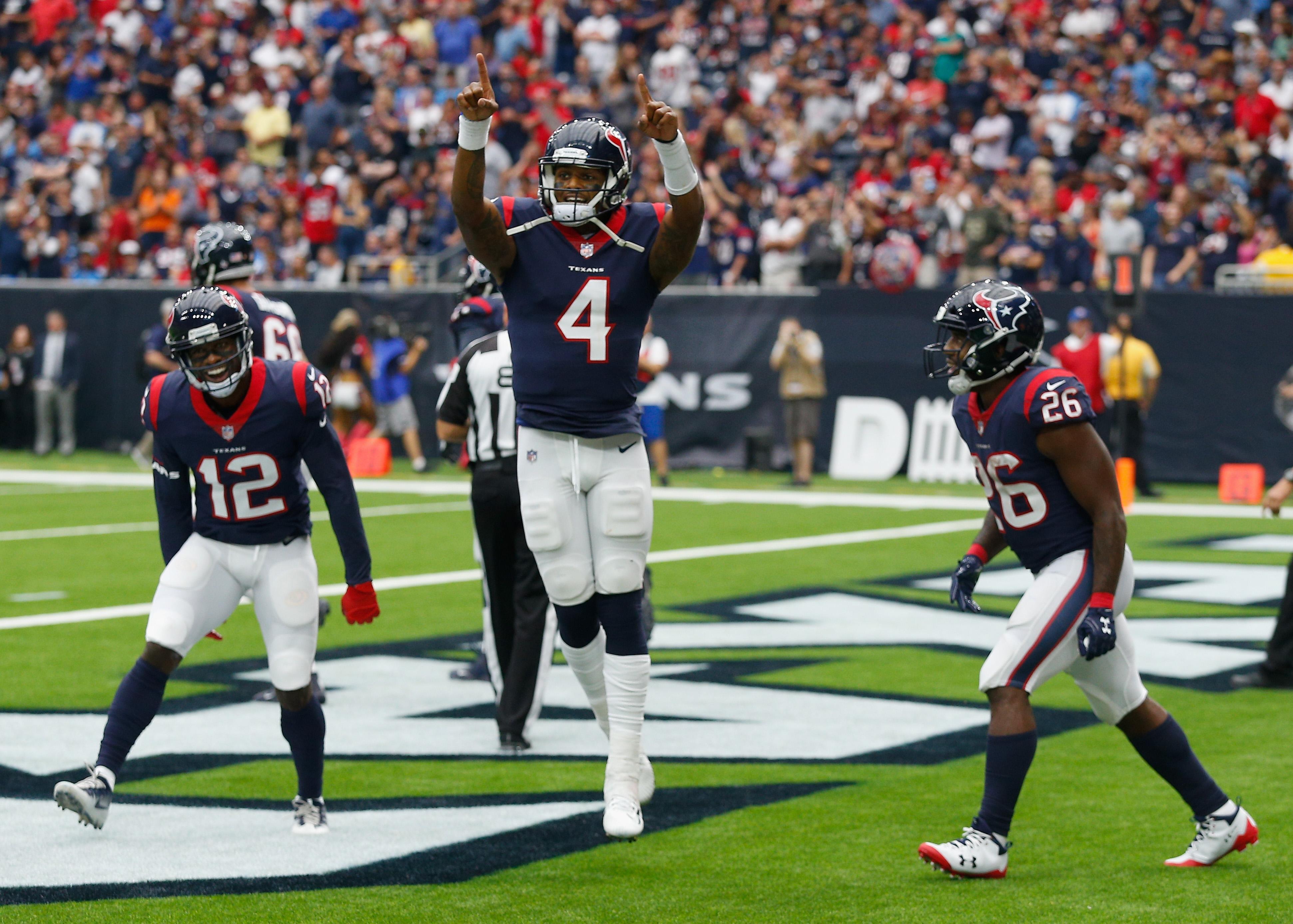 NFL Power Rankings 2017: Rams, Texans make statements