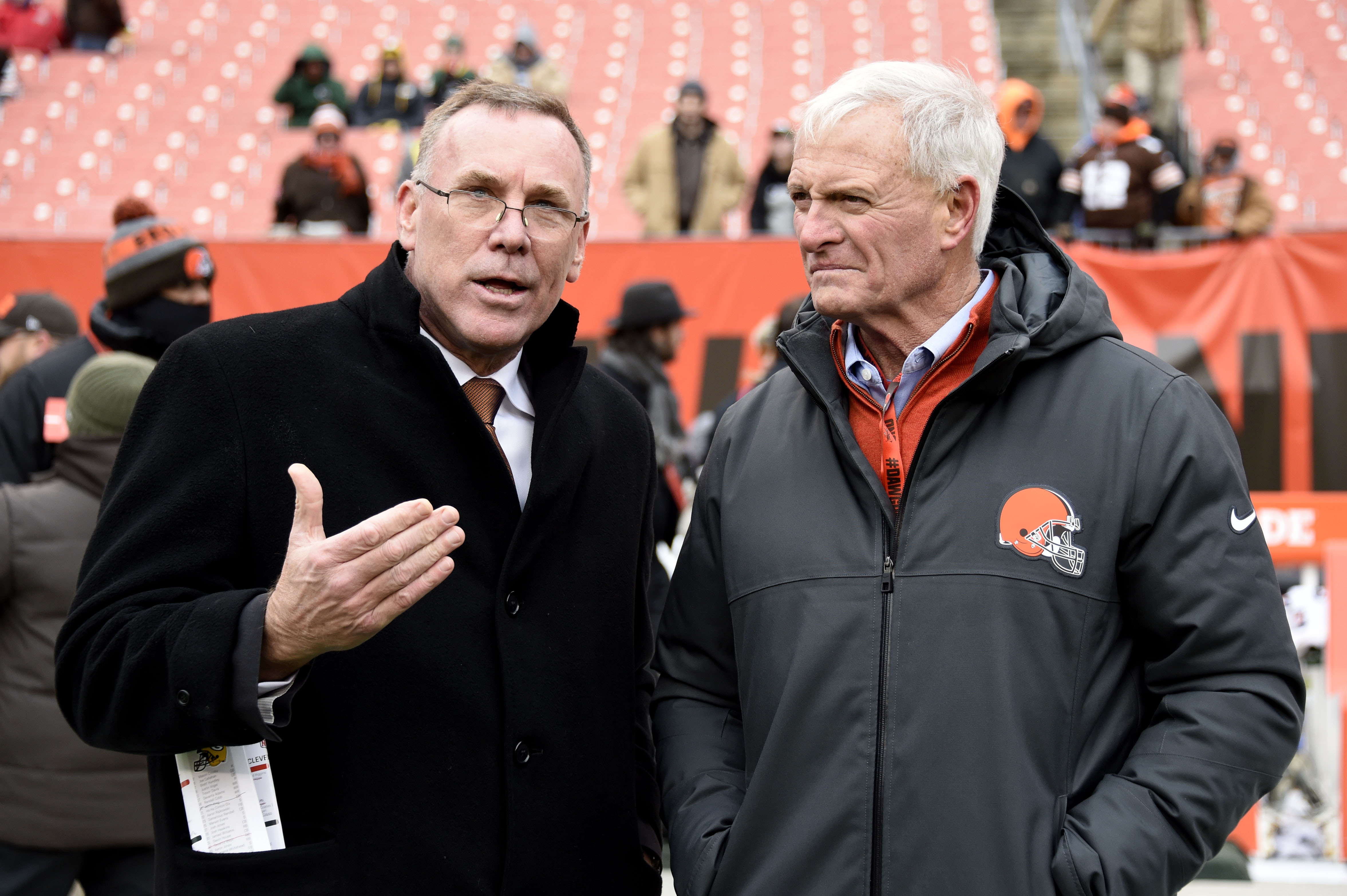 Cleveland Browns fall to 0-14 as Hue Jackson's future grows cloudier