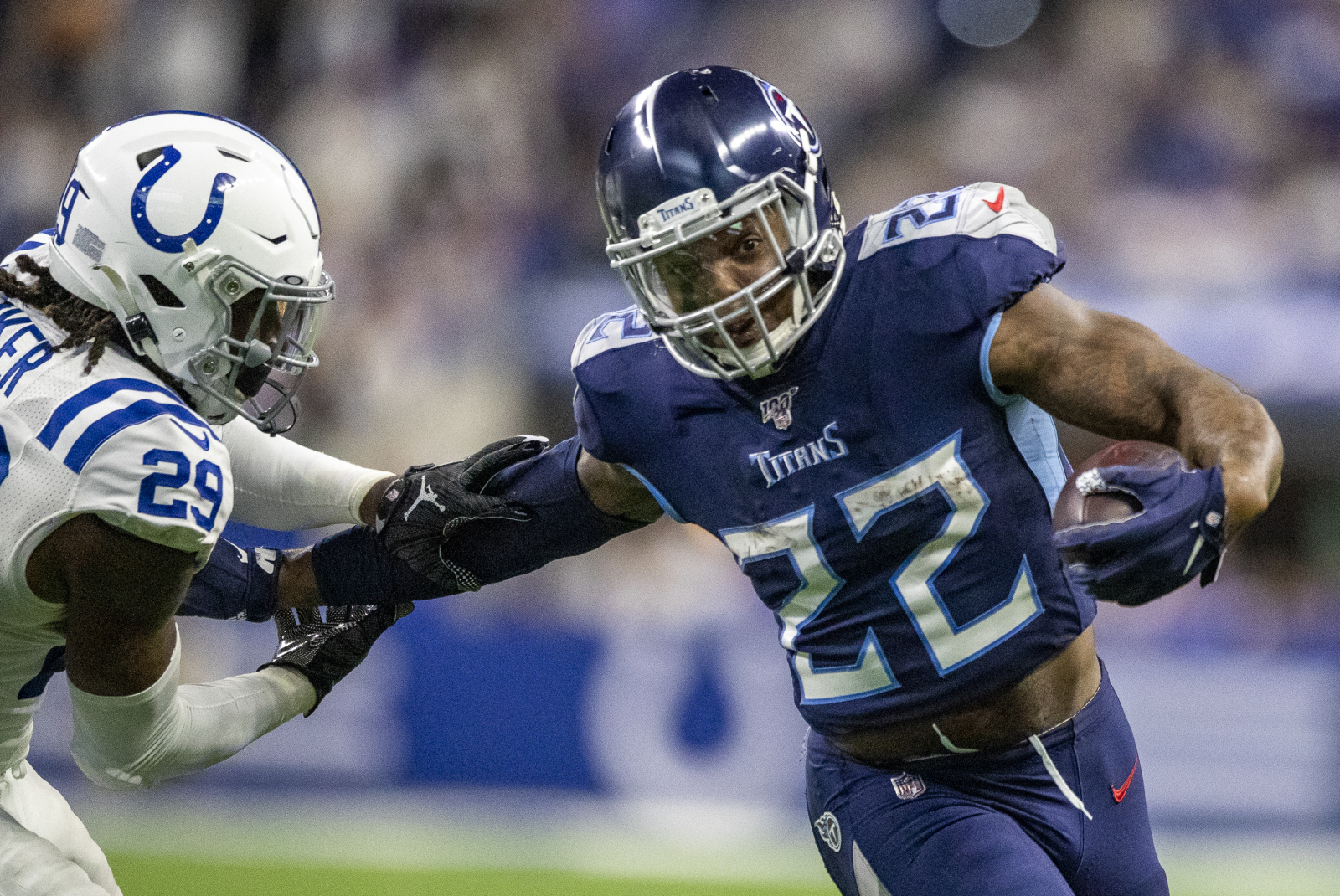Fantasy Football: Derrick Henry, Indianapolis Colts a dream free agency fit
