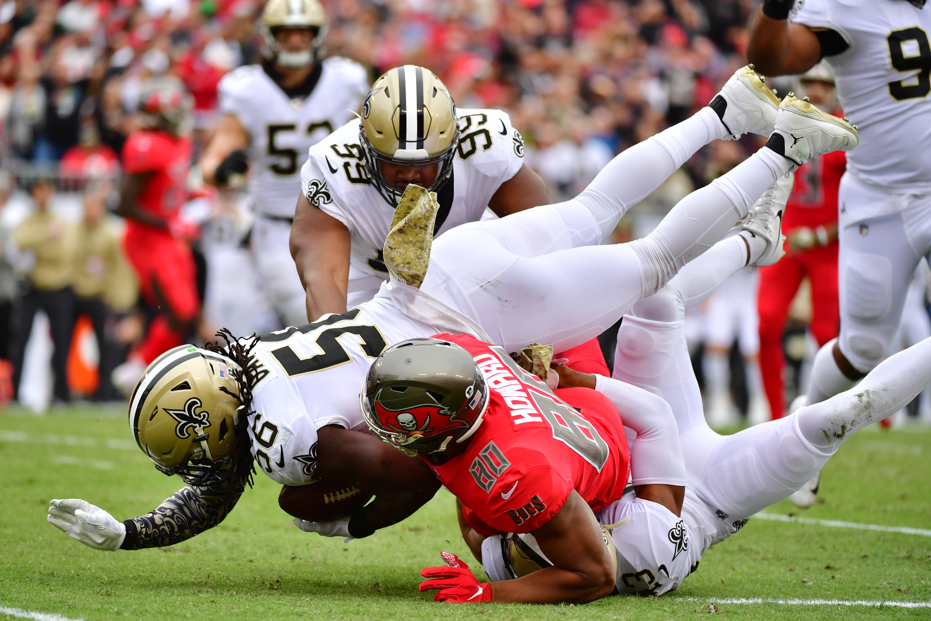 New Orleans Saints Are Buccaneers The Biggest Worry In Nfc South