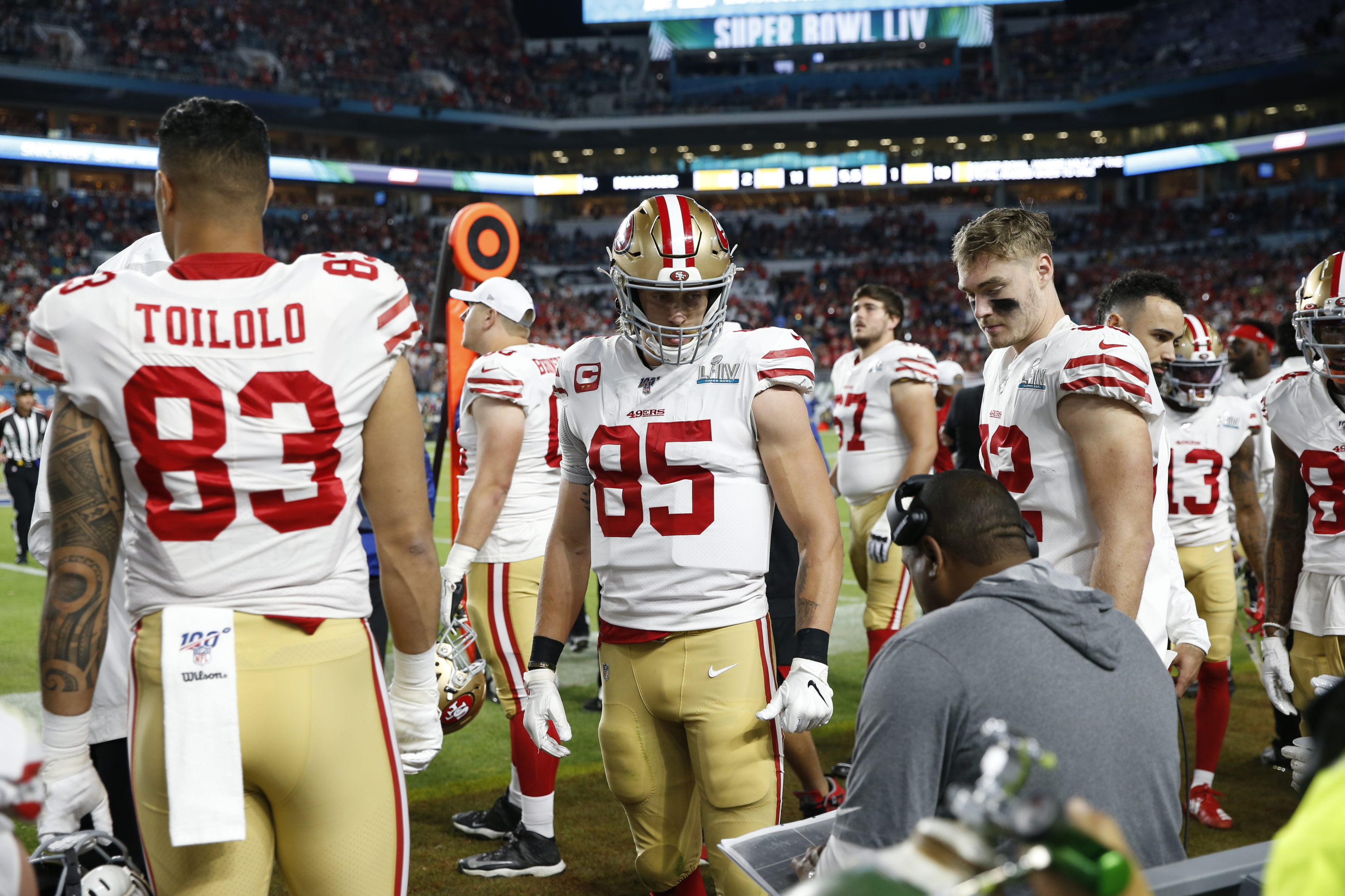 San Francisco 49ers: Embrace change in 2020 offseason or risk collapse