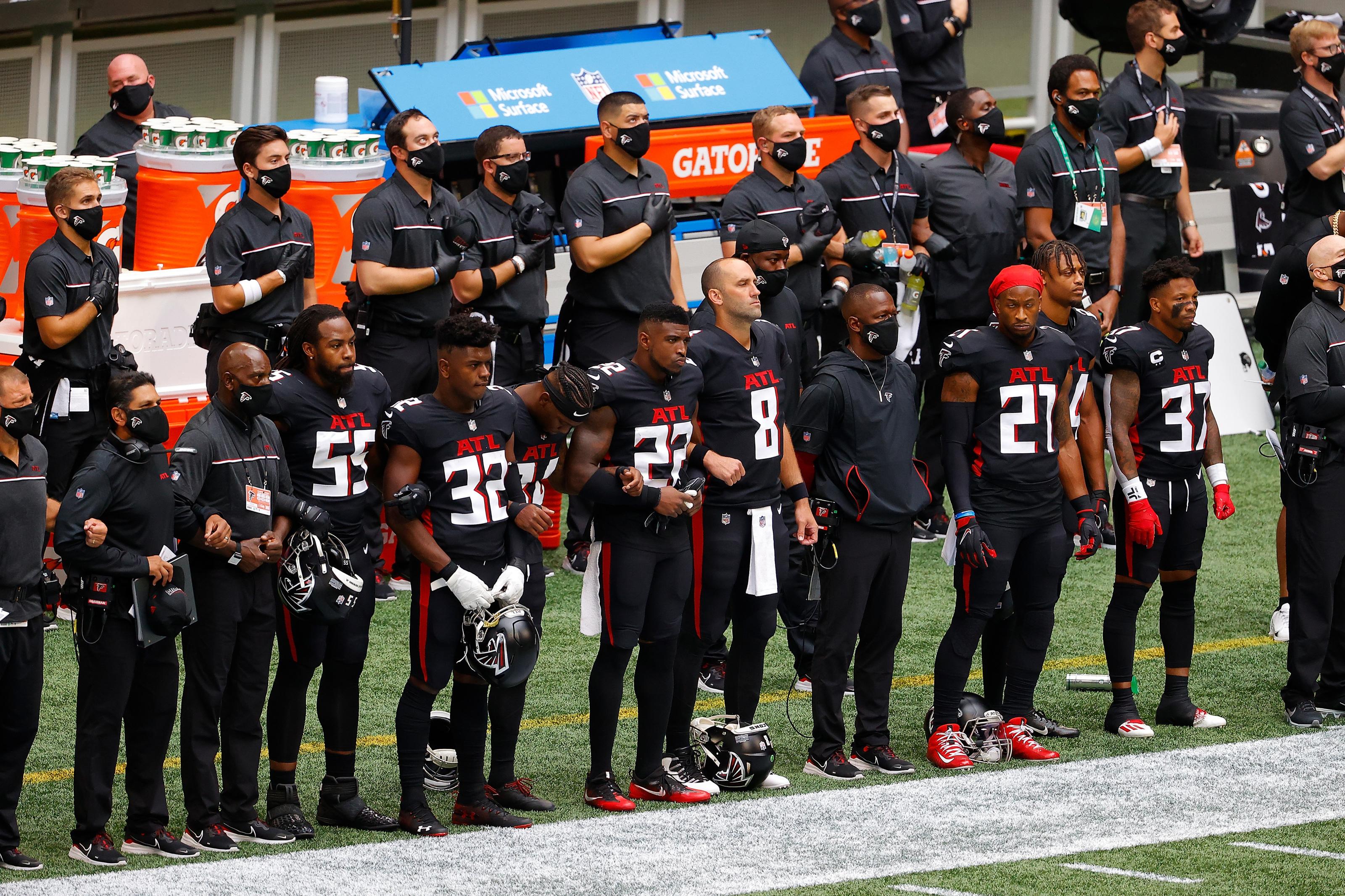 Atlanta Falcons Week 1 Loss To Seahawks Looked All Too Familiar