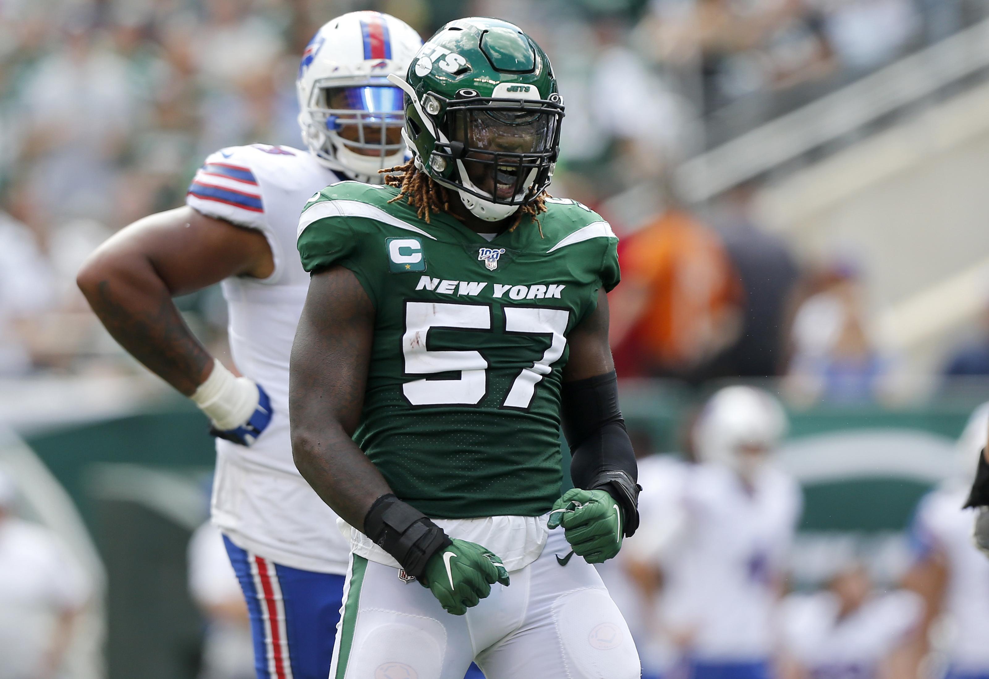 C.J. Mosley NFL Jersey