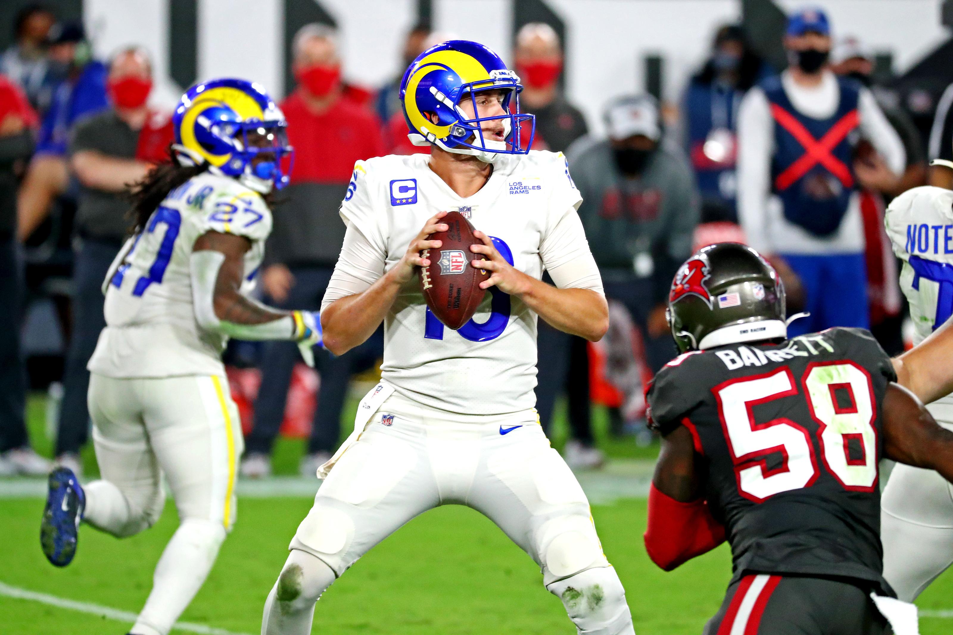 Nfc Playoff Scenarios Week 15 Rams Bucs Can Clinch Berths