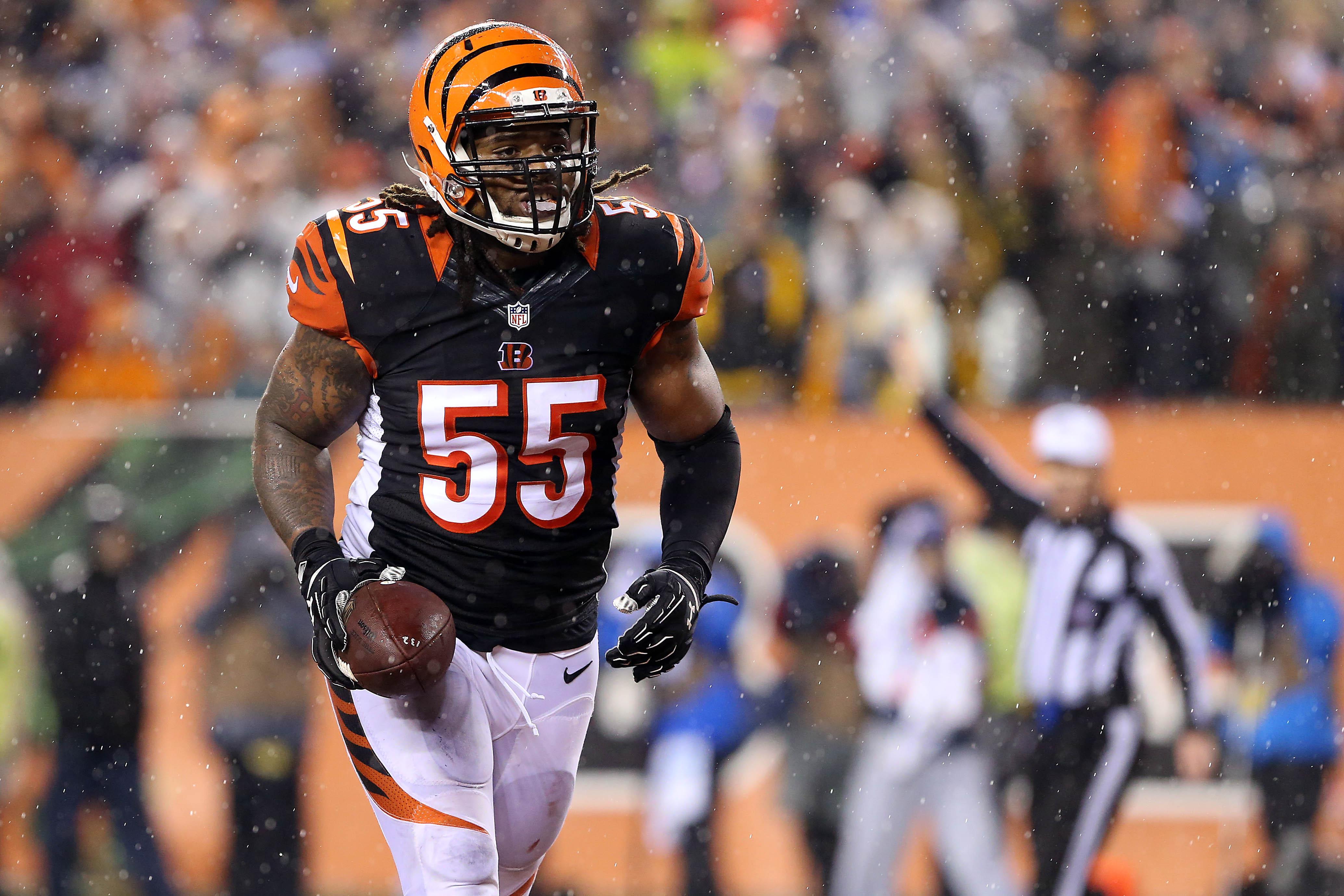 0fdb65fa Cincinnati Bengals: Analyzing the linebacker position