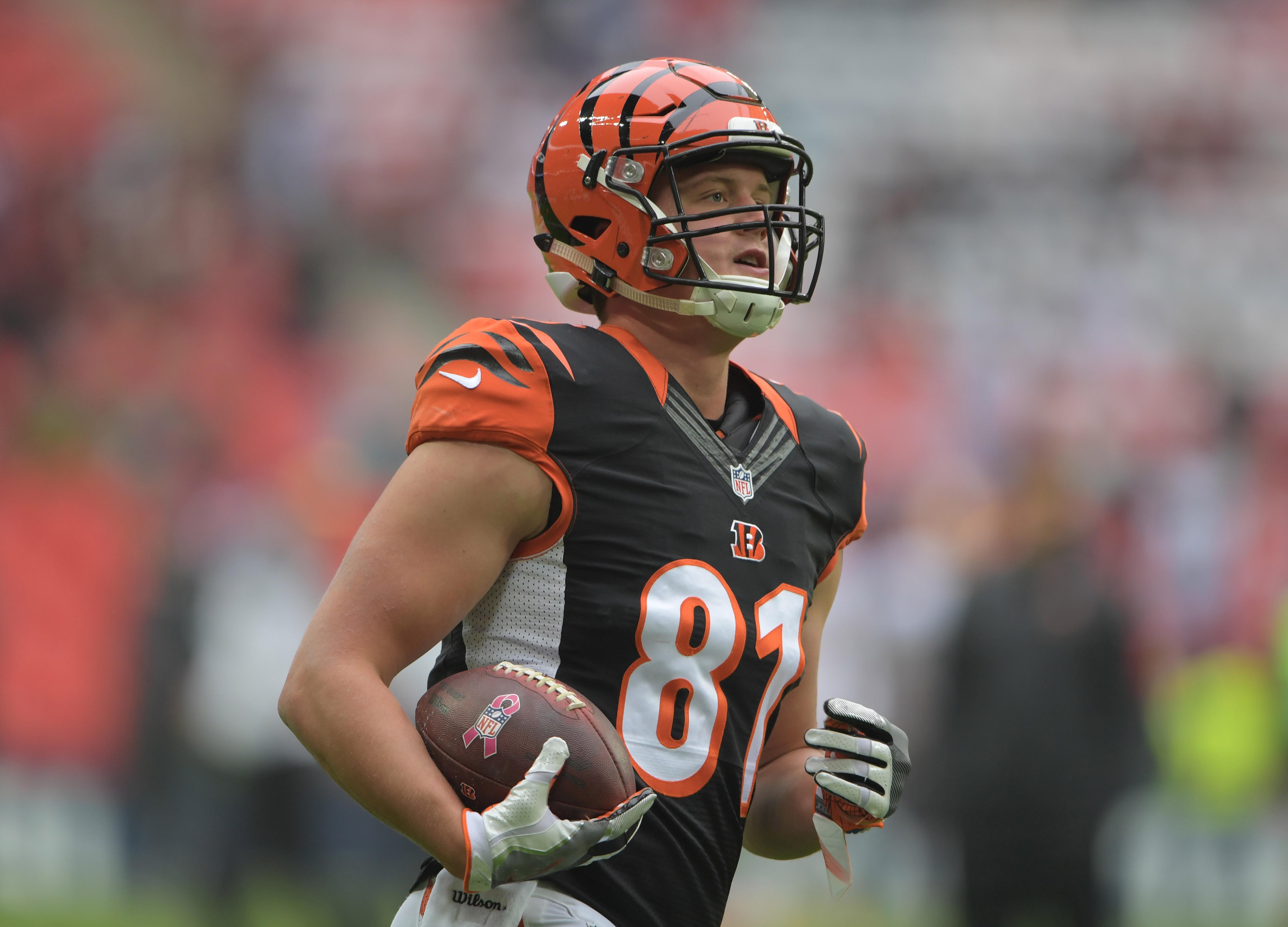0b1c9045 Cincinnati Bengals: Analyzing the tight end position