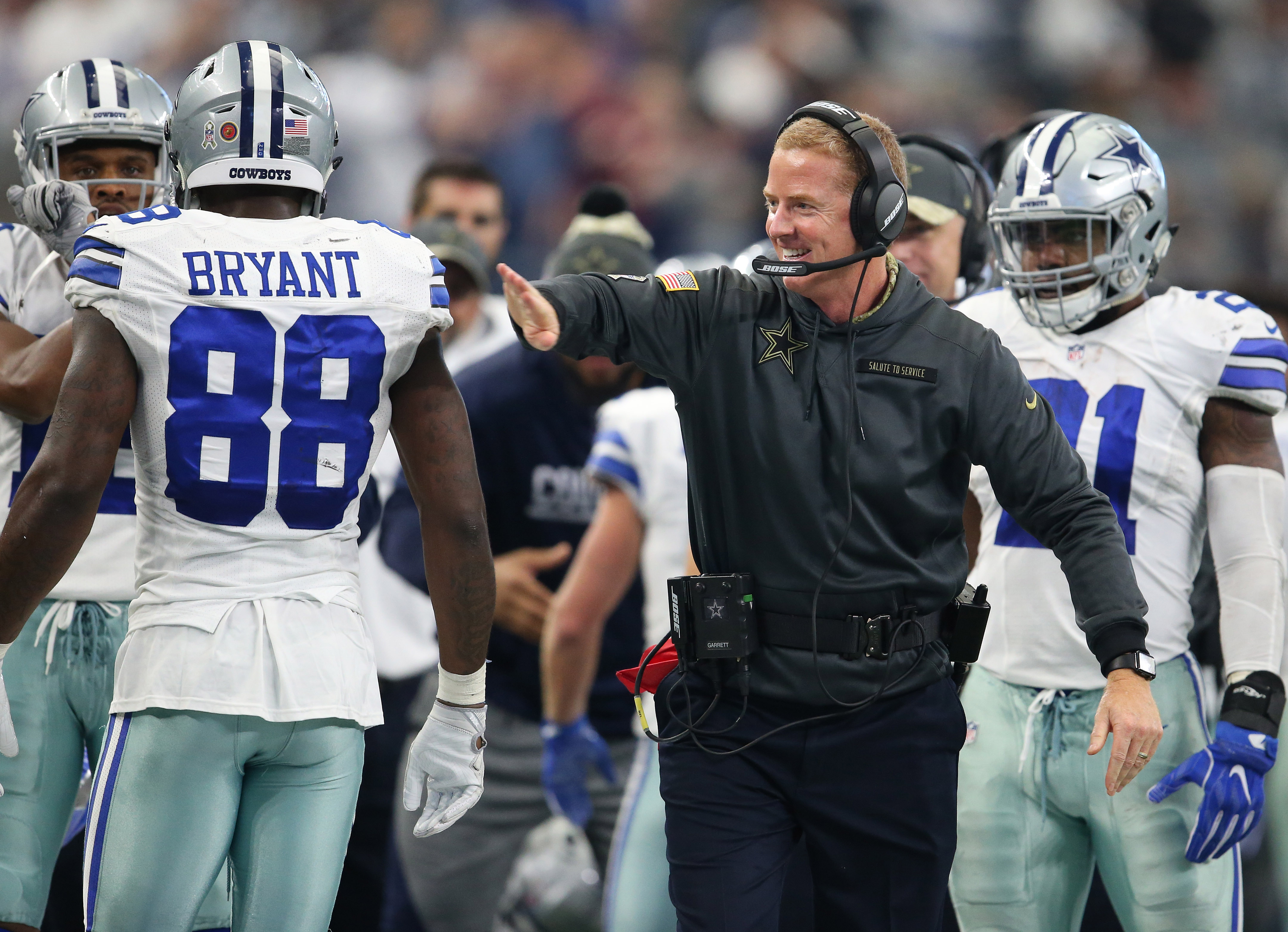big sale acdd1 8ed18 Dallas Cowboys: 5 Reasons to repeat as NFC East champions ...