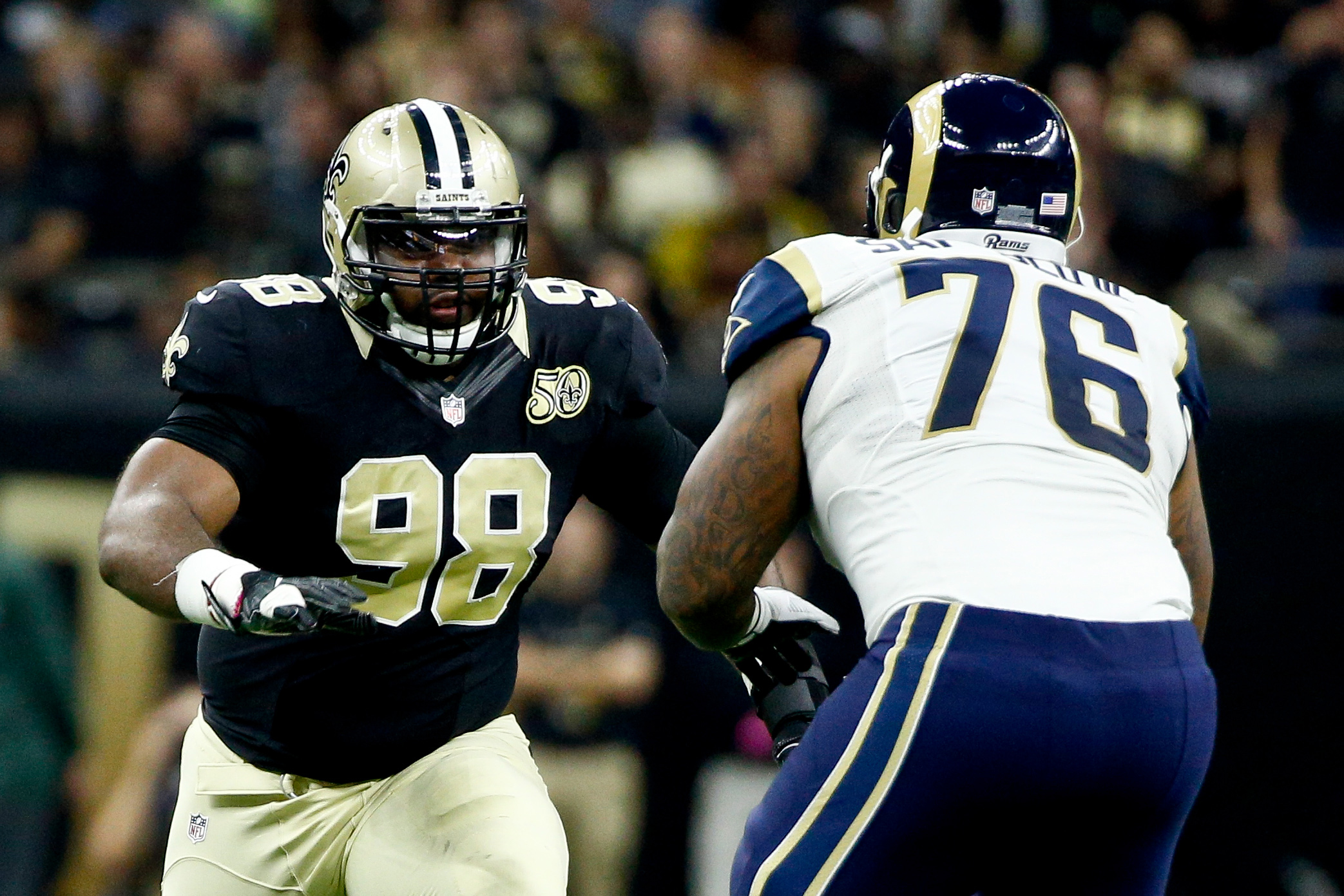 the latest 59cc8 60f49 New Orleans Saints: Grading Their 2016 Draft Class